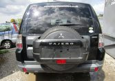 2007 Mitsubishi Pajero Facelift 3.0 V6 Auto Exceed 5 Dr Lwb 7 Seater 4WD (R2), Rear View