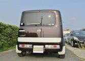 2008 Nissan Cube 1.5 Facelift Ygz11 Auto 7 Seater Mini MPV (Y59), Rear View