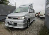 2003-HONDA-STEPWAGON-2.0-AUTO-SPADA-POP-TOP-ROOF-2-BERTH-CAMPER-VAN-(Z1), Front View, Passengers Side