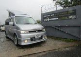 2003-HONDA-STEPWAGON-2.0-AUTO-SPADA-POP-TOP-ROOF-2-BERTH-CAMPER-VAN-(Z1), Front View, Drivers Side