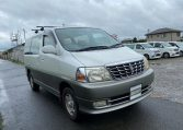 2001 Toyota Grand Hiace 3.4 V6 4WD Auto 8 Seater MPV (K36), Front View, Drivers Side